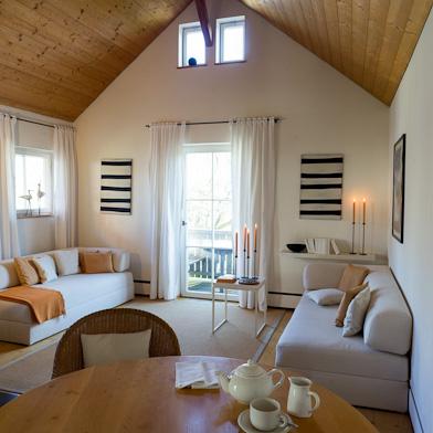 wohnzimmer h ngematte. Black Bedroom Furniture Sets. Home Design Ideas